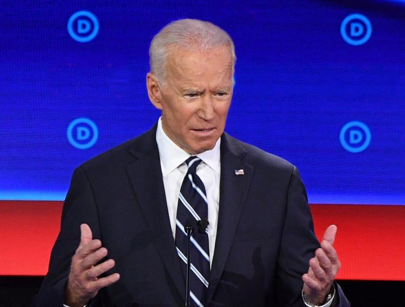 Illustration for article titled Biden Complains Moderators Keep Giving Him Ample Time To Speak