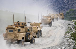 Illustration for article titled US Military Pays $400 A Gallon For Fuel In Afghanistan