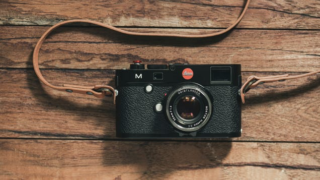 Olympus and Leica Are Offering Free Photography Courses Right Now