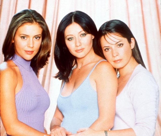 Hey, Maybe This Charmed Reboot Won t Be That Bad