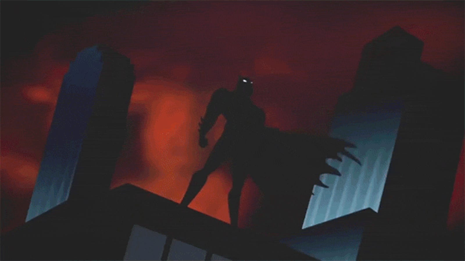Why Batman: The Animated Series Is the Best Batman Ever