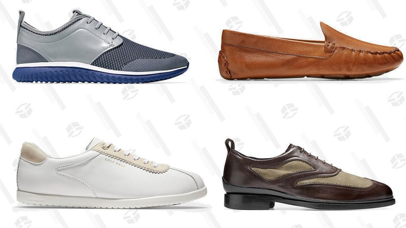 50% Off Select Styles | Cole Haan | Promo code APRILSTEAL