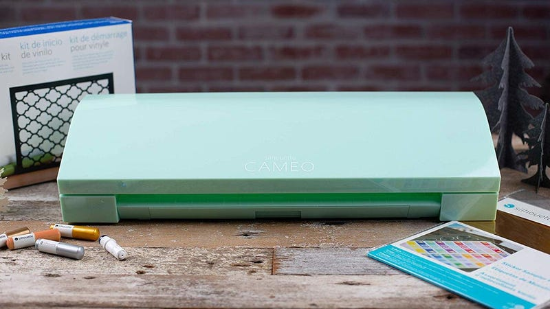 Silhouette Cameo 3 Craft Bundle | $190 | Woot