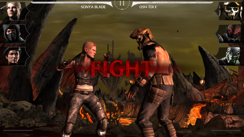 Illustration for article titled The Free Mortal Kombat Game Isn't Worth Your Time