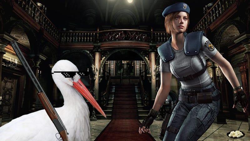 Illustration for article titled Super Gaming Quiz Alpha Turbo! Episode 8: Stork Squad