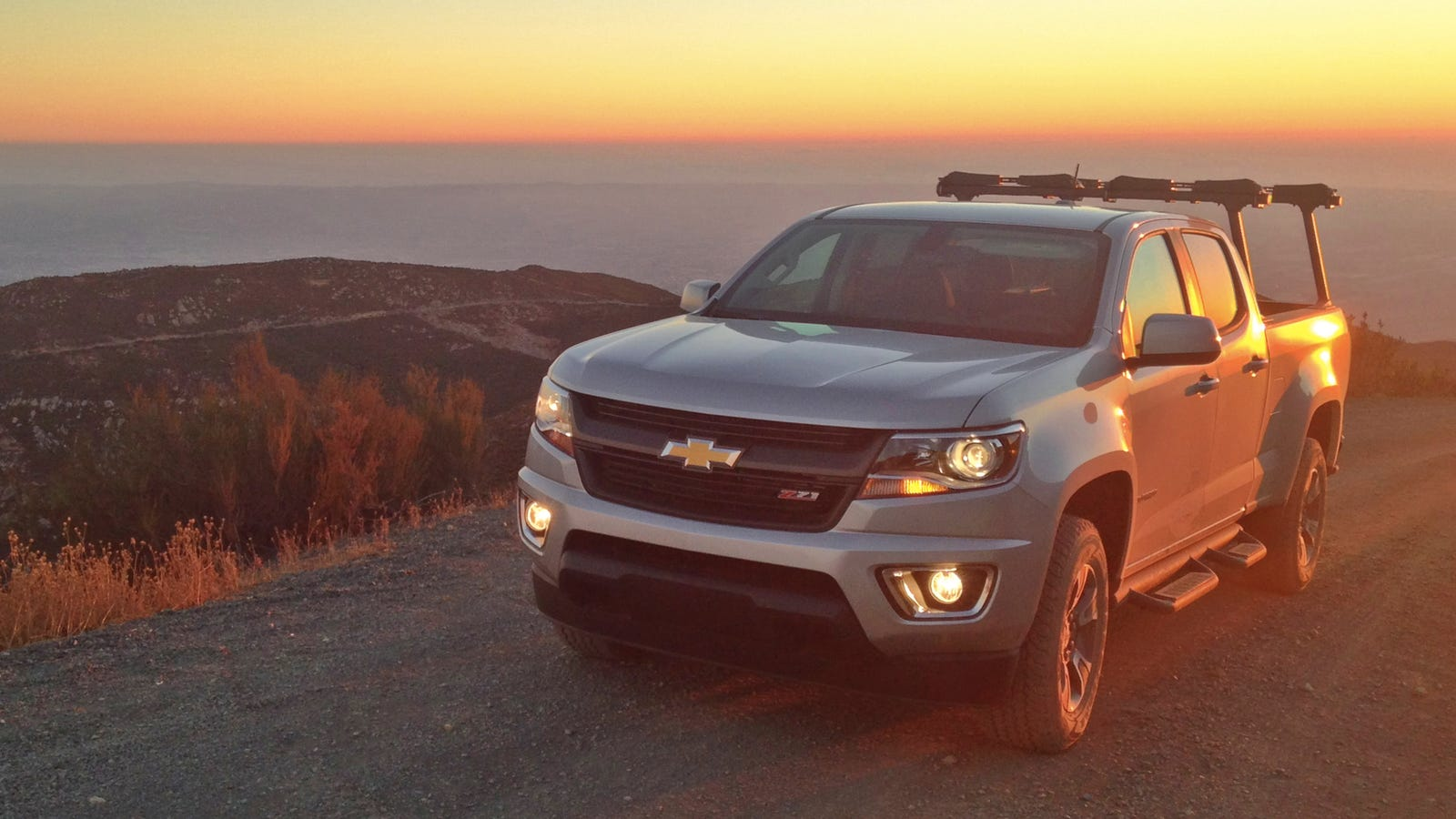 What's The Point Of The 2017 Chevy Colorado's New Engine And Gearbox?