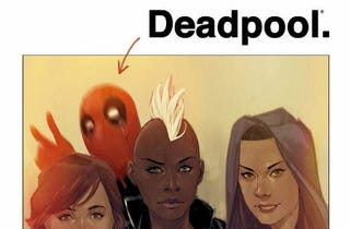 Illustration for article titled The Detailed Deeds of Deadpool (A History)