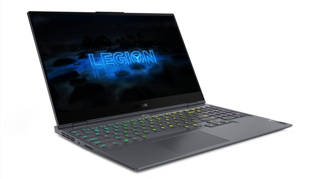 Lenovo Is Making a Gaming Laptop That Weighs Less Than Four Pounds