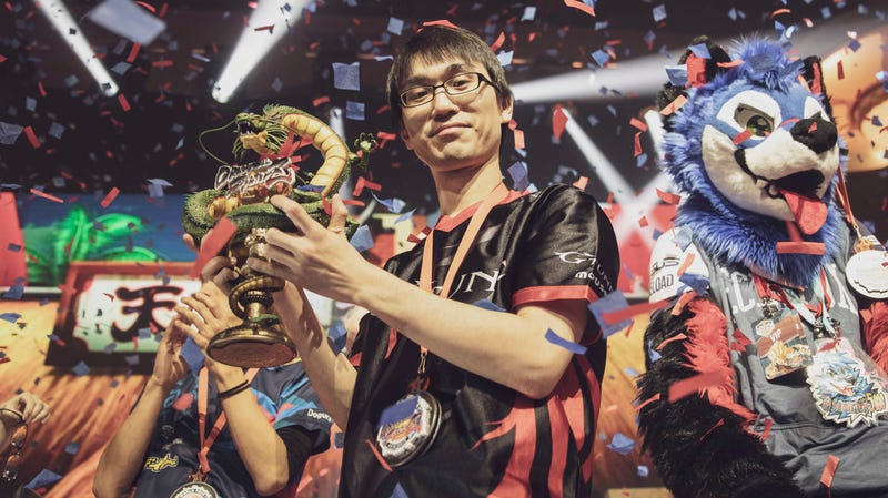 Illustration for article titled The Dragon Ball FighterZ World Tour Champion Is Who We Thought He Was