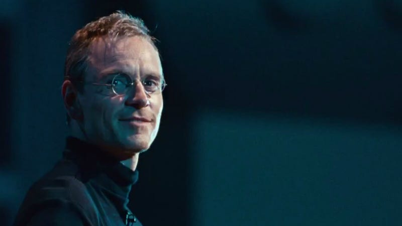Illustration for article titled Steve Jobs Is a Breathlessly Written, Mostly UnbelievableShowcase for Aaron Sorkin