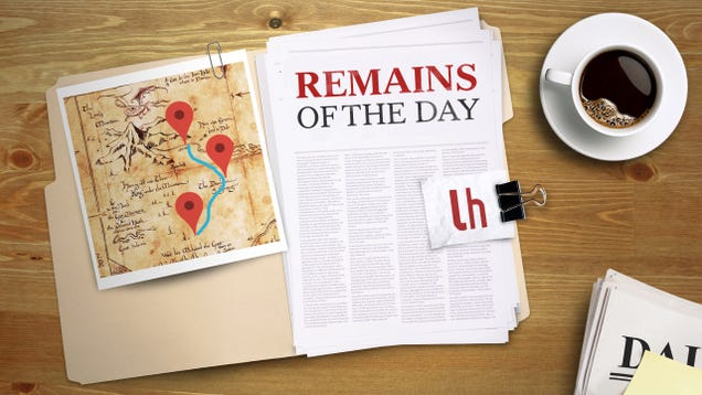 Remains of the Day: Google Maps for Android Adds Multiple En Route Destinations