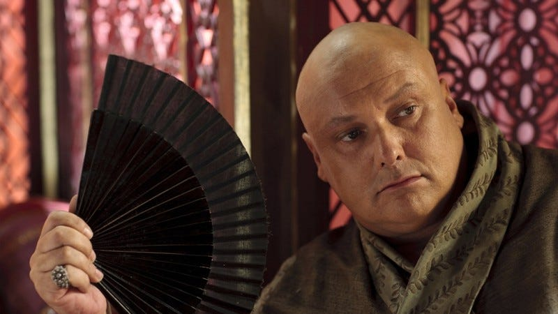 Illustration for article titled My god, why is Conleth Hill so amazing?