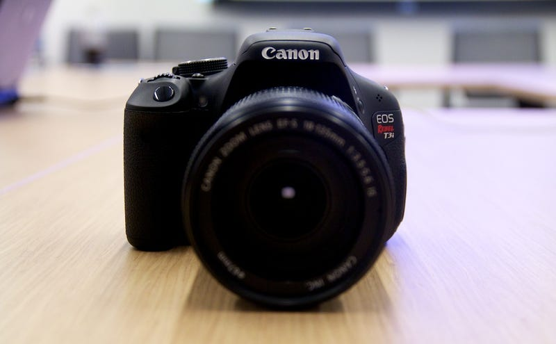 Illustration for article titled Canon Rebel T3i: The DSLR Revolution Will Still Be Video