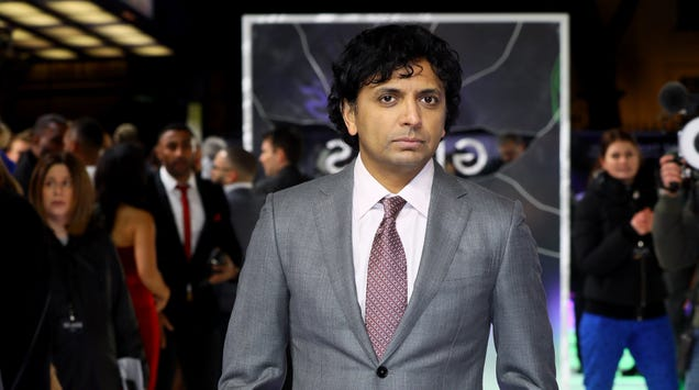 Universal announces release dates for 2 M. Night Shyamalan movies, but there's a twist (we assume)