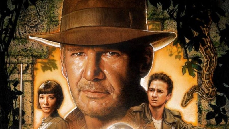 Kingdom of the Crystal Skull could be 15 years old by the time its sequel is released.