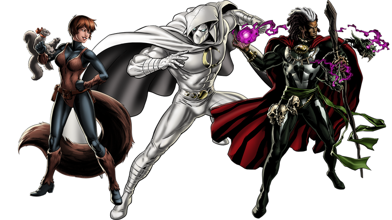 Illustration for article titled Avengers Alliance Is About To Get Three Times Cooler