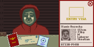 Illustration for article titled In This Game, Your Job Is To Distinguish Between Tourists And Potential Terrorists, Smugglers And Spies