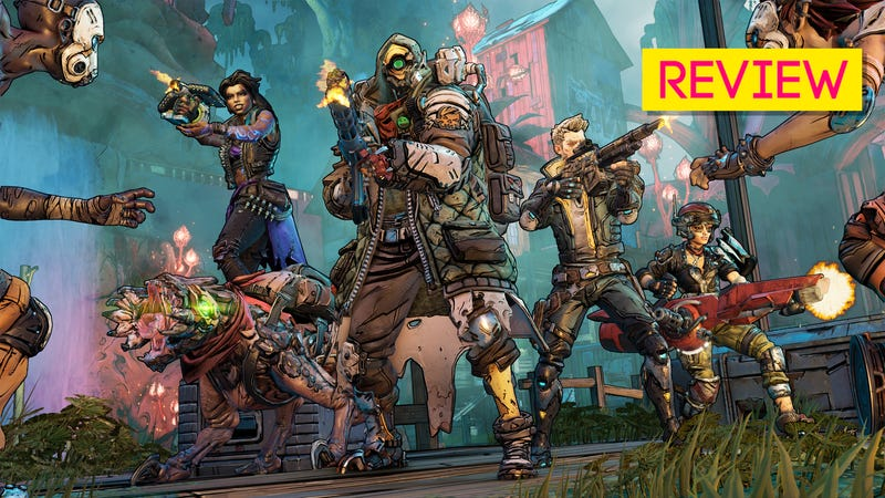 Borderlands 3: The Kotaku Review