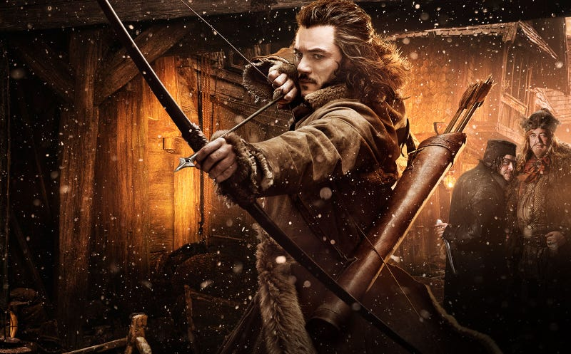 Illustration for article titled We Saw Huge, Insane Battles in the Hobbit: Battle Of Five Armies Teaser