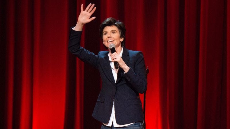 Illustration for article titled Tig Notaro is letting all her funny friends tweet for her