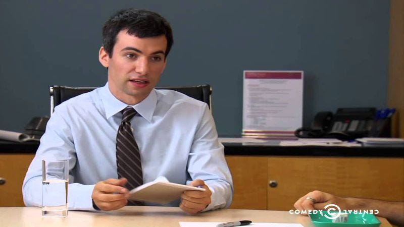 Illustration for article titled Read This: How Nathan For You ditched the script and became great