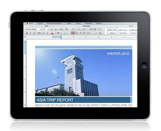 Illustration for article titled Microsoft: Office For the iPad Is  Something That We're Looking At