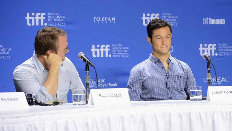 Johnson and Gordon-Levitt in 2012 (Photo: Getty Images, Jason Merritt)