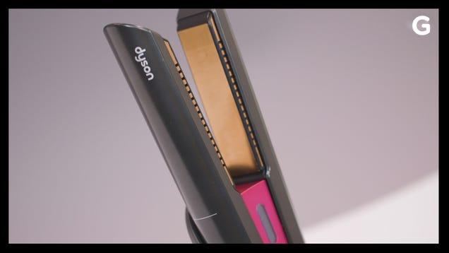 We Risked Our Hair to Try Out Dyson s $500 Cordless Flat Iron