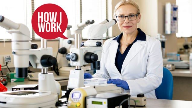 I m Reproductive Geneticist Dr. Mandy Katz-Jaffe, and This Is How I Work