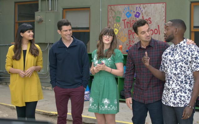New Girl thrives in new situations by drawing on its past