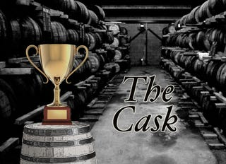 Illustration for article titled The Cask - Award Show