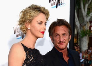 Illustration for article titled Charlize Theron Broke Up With Sean Penn By Ghosting Him