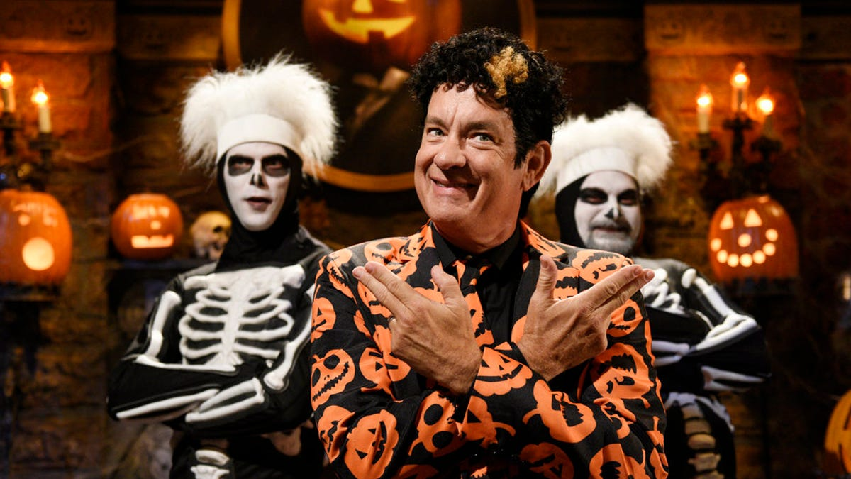 yes the david s pumpkins animated halloween special raises several questions