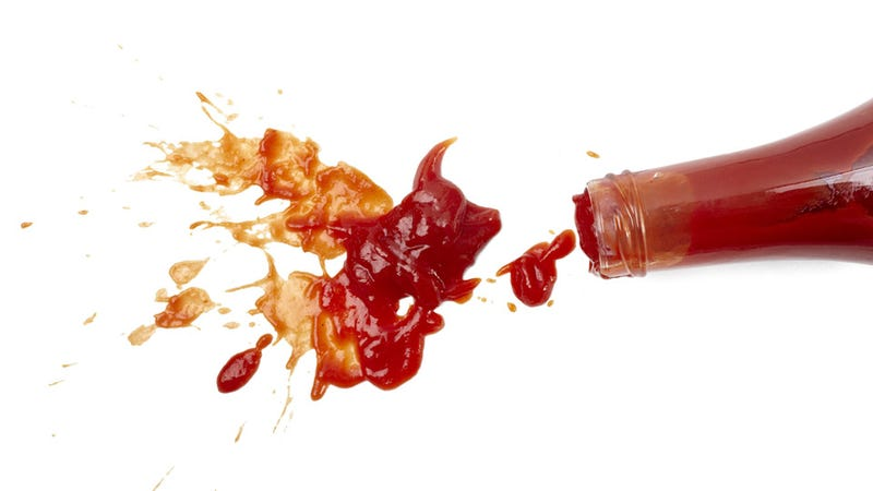 Illustration for article titled Your Days of Pounding the Ketchup Bottle Endlessly Are Finally Over