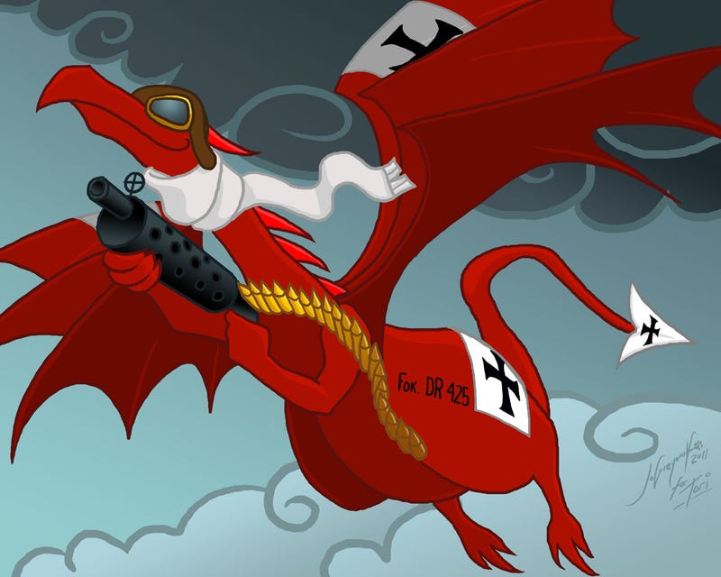 Illustration for article titled And the Germans strike again!