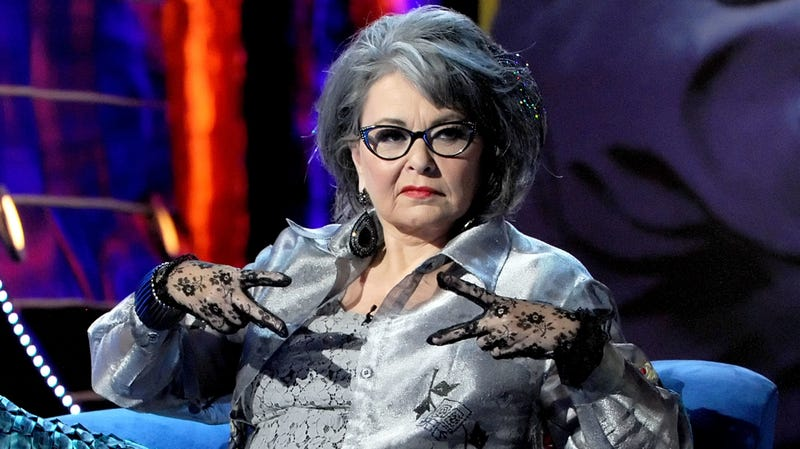 """Roseanne calls her character'sThe Conners demise """"grim and morbid"""""""