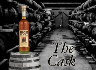 Illustration for article titled The Cask - High West Double Rye