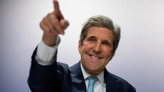 John Kerry's Past Embrace of Fracking Could Create a Climate Disaster Abroad
