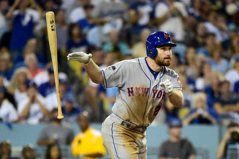 Illustration for article titled Daniel Murphy Doesn't Want To Stop Being A Met Just Yet