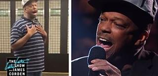 Singer Michael YoungYouTube Screenshot