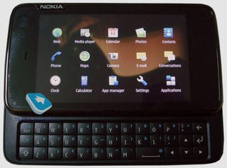 Illustration for article titled More Nokia RX-5/N900 Tablet Details, First Maemo 5 Screens Emerge
