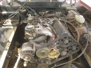Illustration for article titled Lotus Engine Won't Be Hauling This Jensen-Healey Away From the Crusher's Cruel Jaws