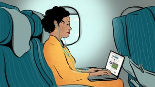 How To Be A Good Person On An Airplane