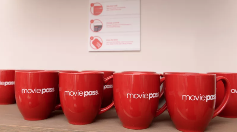Illustration for article titled Fuck, MoviePass Is Implementing Surge Pricing