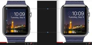 Illustration for article titled La pantalla del Apple Watch es más pequeña de lo que pensabas