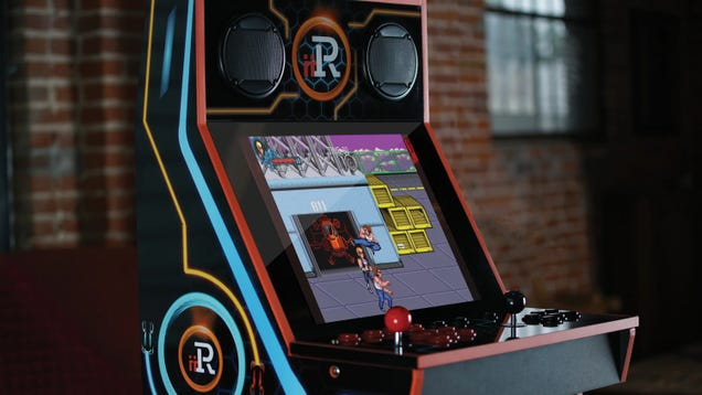 iiRcade's Home Arcade Cabinet Makes Already Great Games Like Dead Cells Even BetteriiRcade Review