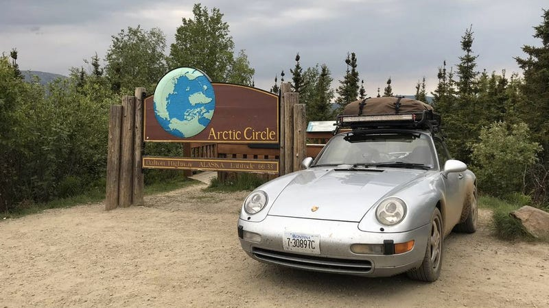 Illustration for article titled This 200,000-Mile Air-Cooled Porsche 911 Has The Best And Worst Craigslist Ad