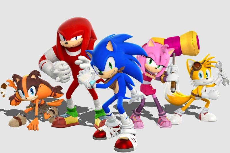 Illustration for article titled All New e3 Sonic Boom Gameplay Footage