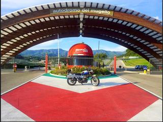Illustration for article titled Italian MotoGP