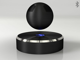 Illustration for article titled Cyber Week Exclusive: 13% off the OM/ONE Levitating Bluetooth Speaker